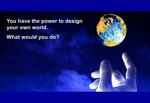 Design your own world - universe